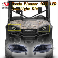 auto spares parts LED Headlight Kit For Honda Pioneer 1000 For UTV in automobiles & motorcycles