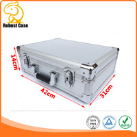 OEM Manufacturer Safety Strong Aluminum Case with silver color or black color