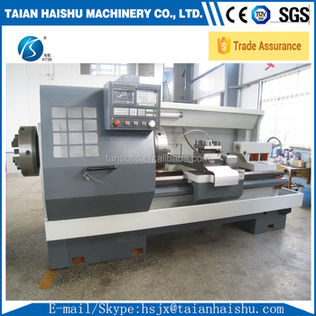 Cheap CNC Lathe Machine/CNC Threading Machine for Pipes CKG245