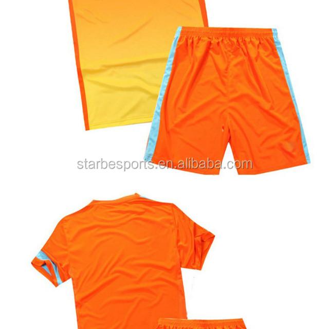 Top quality custom sublimation football jersey/cheap soccer jerseys/wholesale soccer uniforms