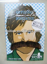 MMO-0161 Party funny artificial self-adhesive fake mustache