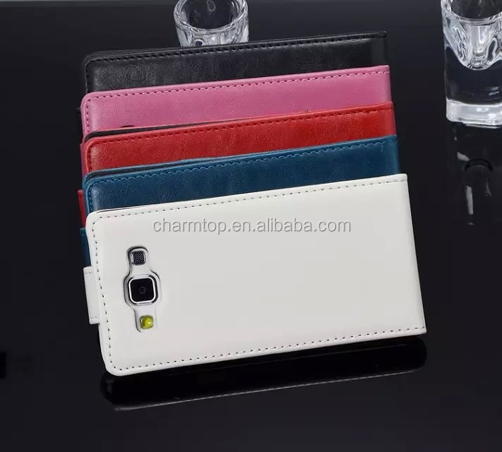 100% Brand New Flip Leather Case For Samsung Galaxy A5