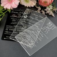 china supplier cheap wholesale invitations wedding