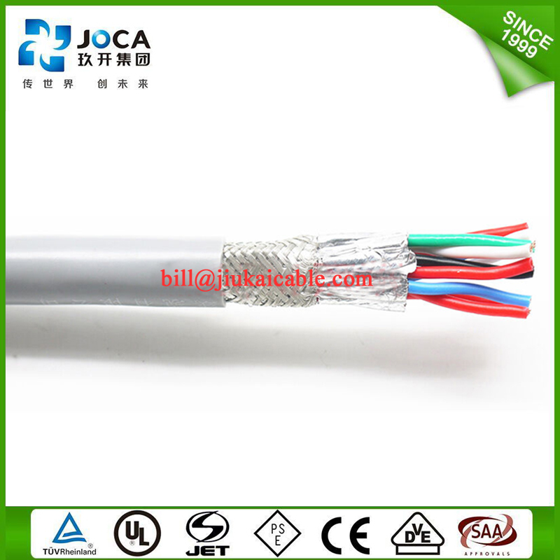 Rvs Cca Twisted Pair Flexible Wire Alarm Cable /fire Alarm Wire