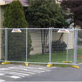 Welded Mesh Temporary Mobile Fence Panel