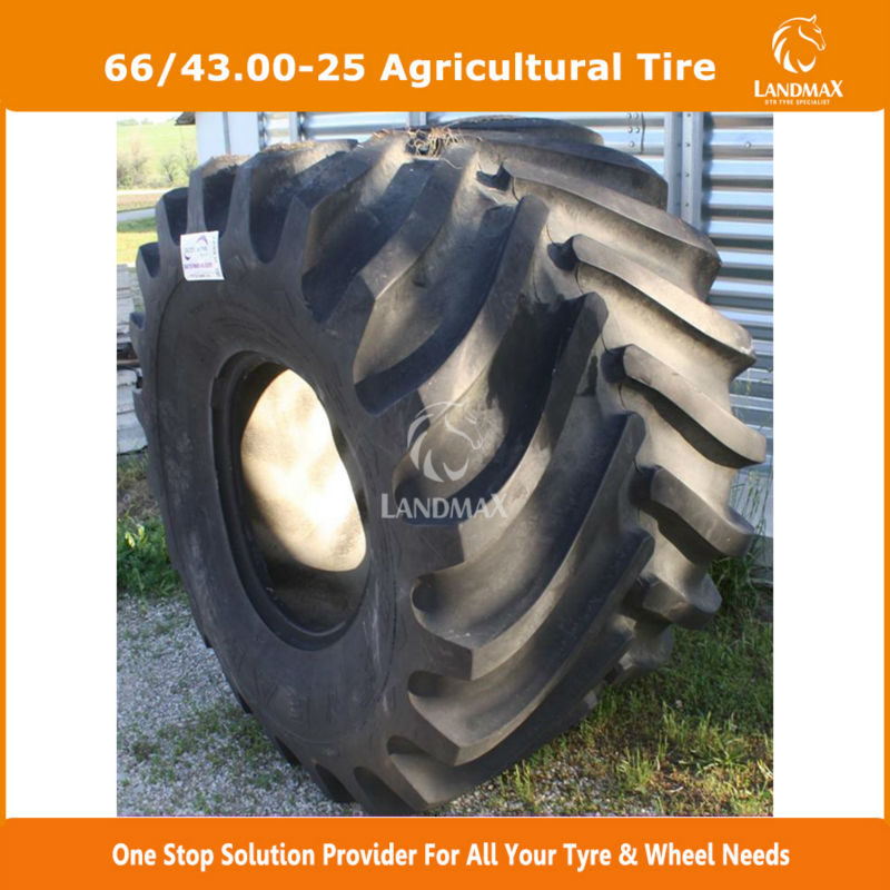 Agricultural Tires Cheap 66x43.00-25