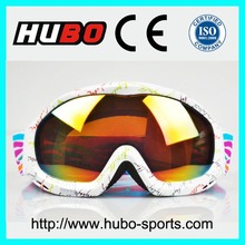 2014 water new designer snow sunglasses for skiing sports
