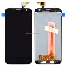 Black LCD Display + Touch Screen Digitizer Assembly Replacements For Alcatel One Touch Idol Mini 6012 6012A 6012D 6012W 6012X
