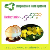 Hot selling top quality Chelerythrine, toddaline, Macleaya Cordata extract