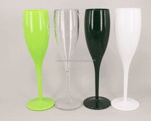 Party Champagne Flutes Glasses Tritan Shatterproof Wine Glasses