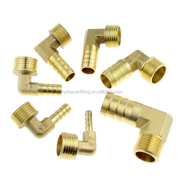 grease galvanized cooper elbow air press gigas hardware hydraulic hose pipe brass fitting