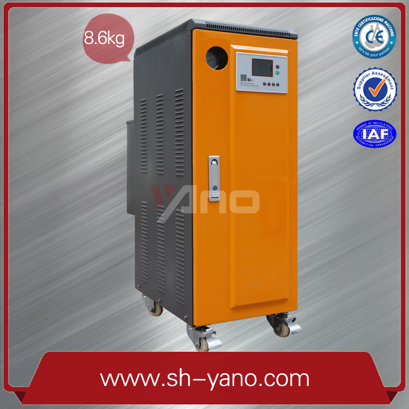 Factory Price 6KW 8.6KG/HR Electric Full Automatical Steam Boiler/Generator Shanghai Supplier