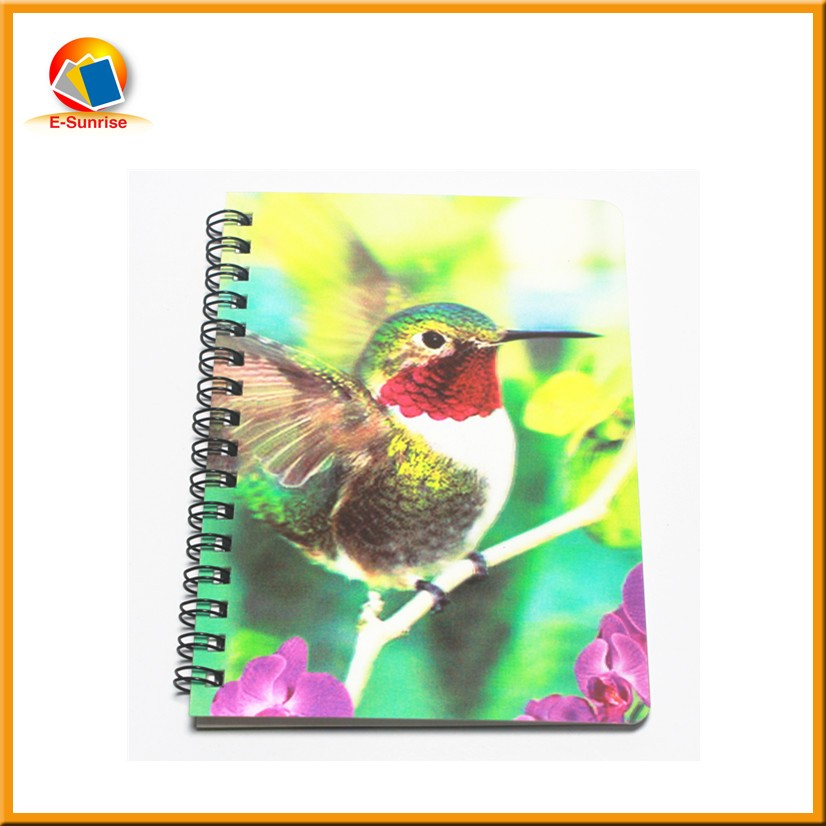 3d notebook /alibaba europe germany/3d gift tassles notebook