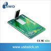 Factory Credit Card USB Flash Memory Stick USB, New Promtional Gift Business Card USB Disk USB Drives, Plastic USB