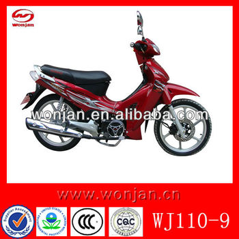 110cc super pocket bike mini motorcycle/high quality pocket bike for sale (WJ110-9)