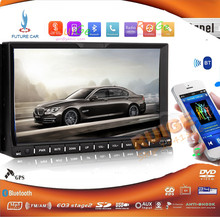 7 inch 2 din android touch screen auto radio car dvd player with gps navigation,3g wifi ,SWC for universal