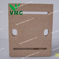 High Quality Fire Resistance Board for Indoor Wood Fireplace