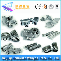 Die Cast Metal Robot Parts And