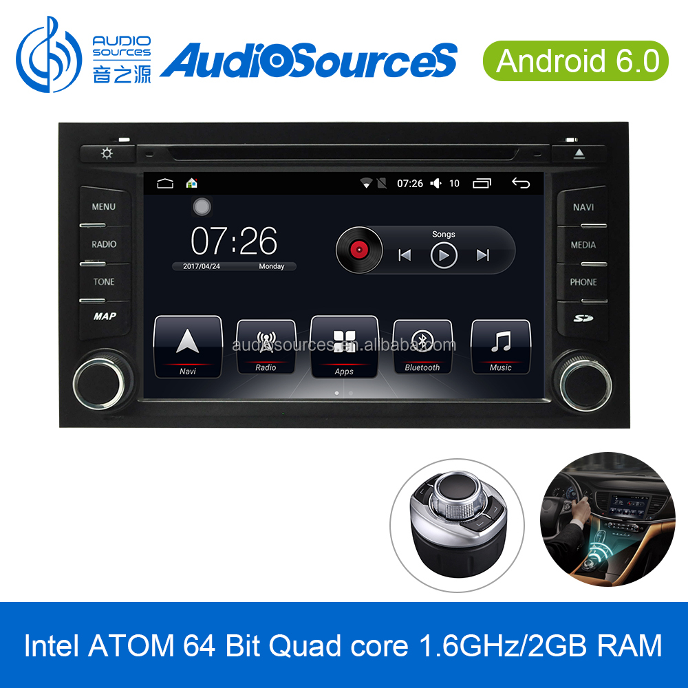Android system car DVD player for Seat Leon 2013-2017 with phone link USB SD WIFI from Audiosources
