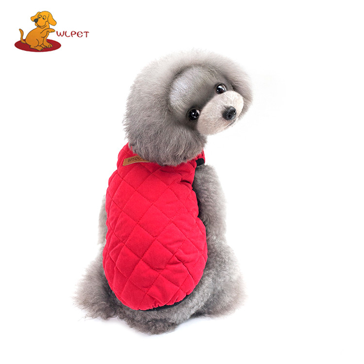 Factory Manufacture Various Clothes Clothing Coat Dog Apparel Pet