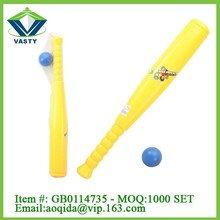 kids plastic baseball bat toy baseball bat
