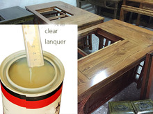 water based wood varnish for floor/furniture topcoat