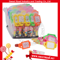 Sweet Road Popular Plastic Watch Toy Candy