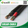 TUV certificated UV resistant 2.5mm2/4mm2/6mm2/10mm2 solar panel cable
