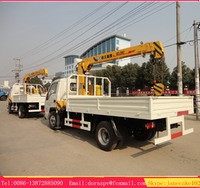 Best price foton small crane for truck