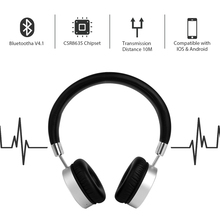 Factory Price High Quality Bluetooth v4.1 Bluetooth Headset Headphone