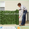 2016 artificial leaf fence for home and garden decoration