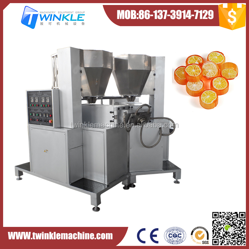 TKT-156 Double Color Ball Candy Machine