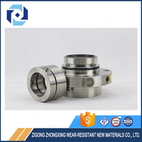Excellent Abrasion And Corrosion Resistance Tungsten Carbide Mechanical Seal For Oil Industry