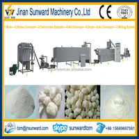 On hot sale modified starch production equipment