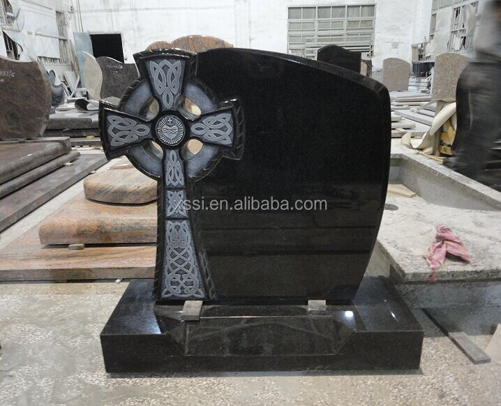 2015 Celtic cross design headstones
