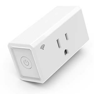 Mini Smart Plug Compatible with Alexa Echo Google Home IFTTT No Hub Required Wifi Enabled Smart Socket
