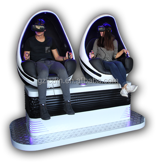 Space Capsule Design 9D VR Games, Shopping Mall XD Virtual Reality Experience