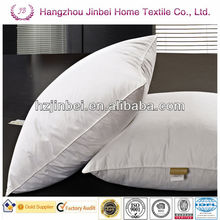 Luxury 100% goose feather pillow