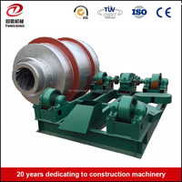 T573 energy saving rotary type artificial sand dryer machine