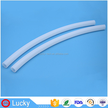 Medical grade nontoxic 8 mm outer diameter extruded transparent fuel PTFE tube