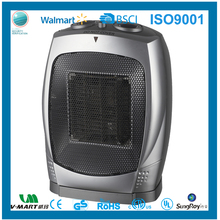 Factory Wholesale Electric Portable PTC Fan Heater for Room With CE GS ETL RoHS