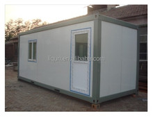 beijing the latest container office design 40ft container home portable prefabricated houses container