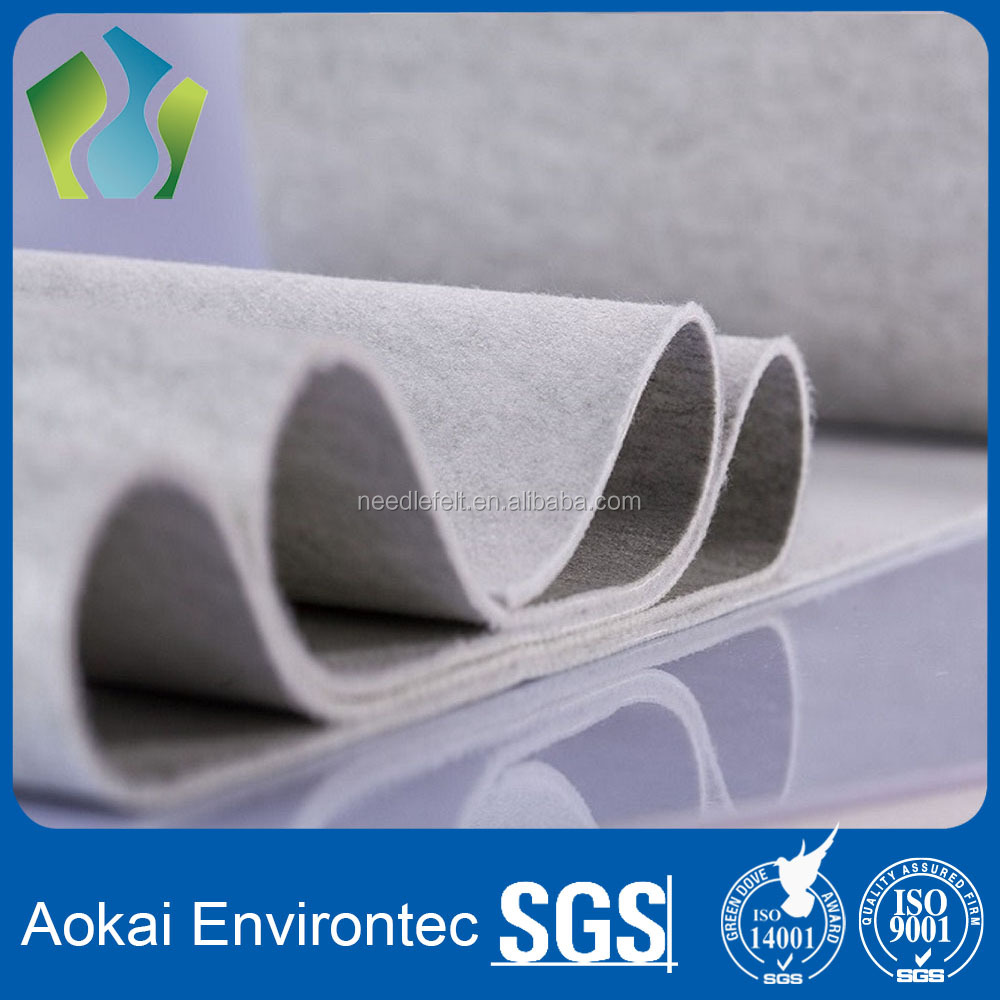 China factory cheap price non-woven polyester filter media