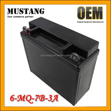 6-MQ-7B-3A 12V 7ah New powerful source valve regulated lead-acid battery for Motorcycle,water pump