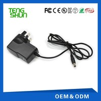superior service popular top sell 12v1a power adapter for european plug