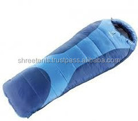 Camping products sleeping bags