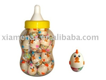 baby bottle toy candy