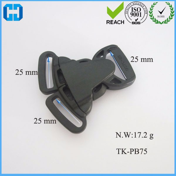Quality Assured Plastic Security Safety Buckle For Baby Carriage