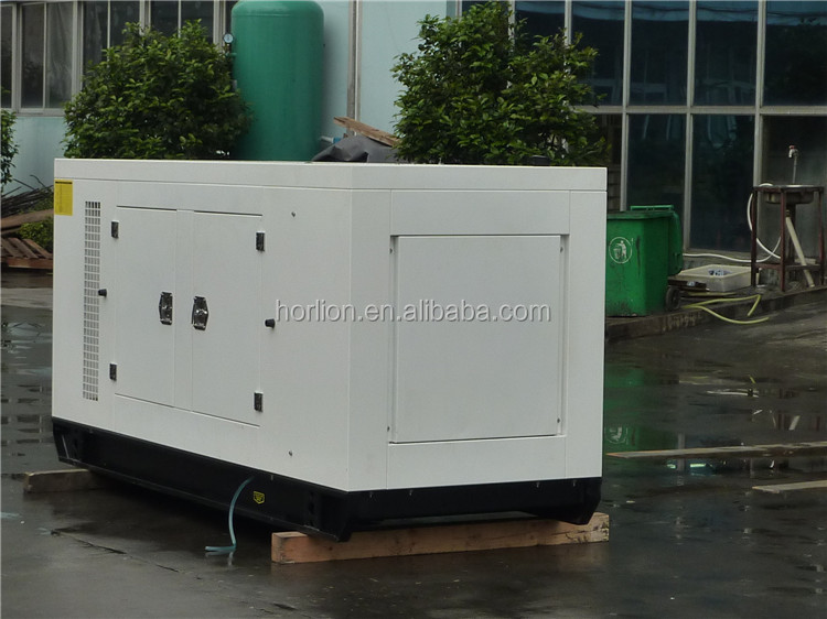 Hot sell 120kw 150kva super silent diesel generator price