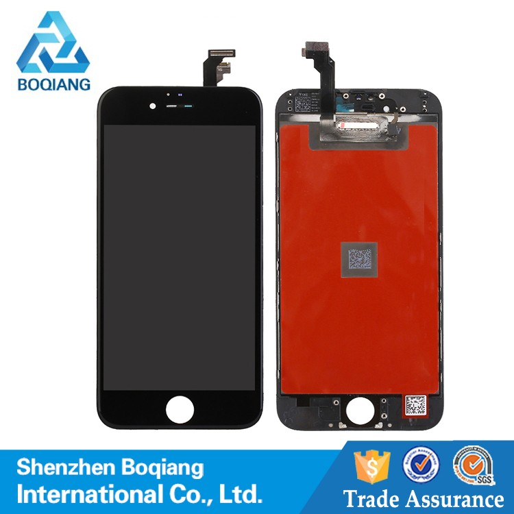 Assembly Display for iphone 6s lcd digitizer, for iphone 6s lcd oem screen , for iphone 6s screen